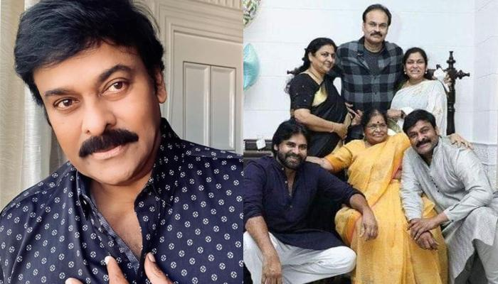 Chiranjeevi Konidela Tests Positive For COVID-19, Actor Shares Official Statement About His Health