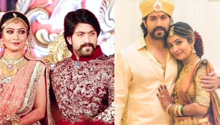 Yash And Radhika Pandit's Love Story: From Strangers To Soulmates, They Were Destined To Be Together