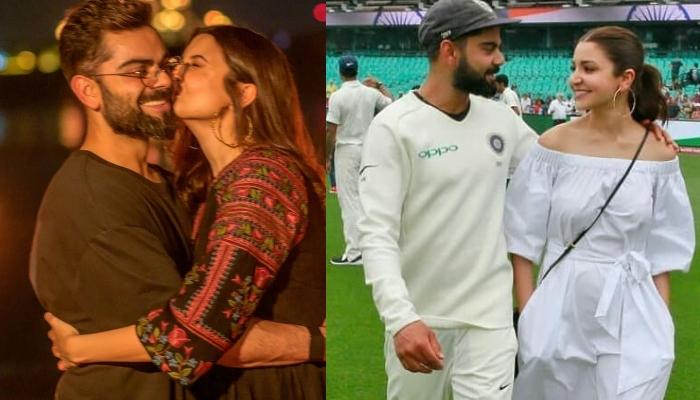 Mommy-To-Be, Anushka Sharma Shares A Candid Click Of Her Hubby, Virat Kohli Washing His Shoes