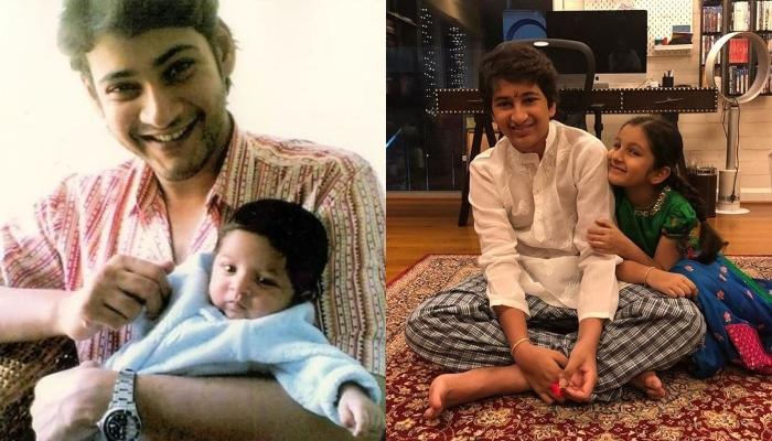 Mahesh Babu Says His Son, Gautam Is Getting 'Too Big' For Hugs, Shares A Vacation Picture
