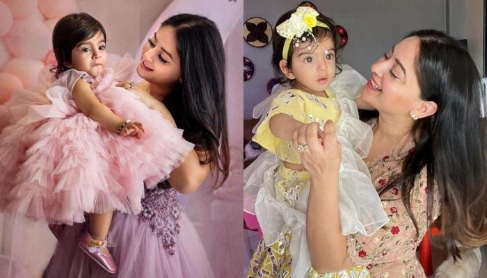 Mahhi Vij Beams With Pride As Her Daughter, Tara Becomes 'Youngest Baby Influencer In India'