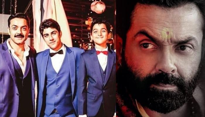 Bobby Deol Shares Sons, Aaryaman And Dharam's Reaction To 'Aashram' Show, Reveals His Biggest Critic