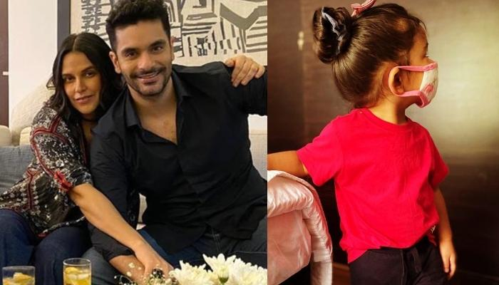 Angad Bedi Pens A Note For The Love Of His Life, Neha Dhupia As He Shares A Cute Video