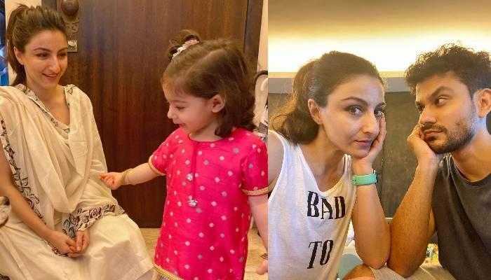 सोशल मीडिया पर छाया सोहा अली खान की बेटी इनाया का दिवाली लुक, फोटो में लग रही हैं बेहद क्यूट