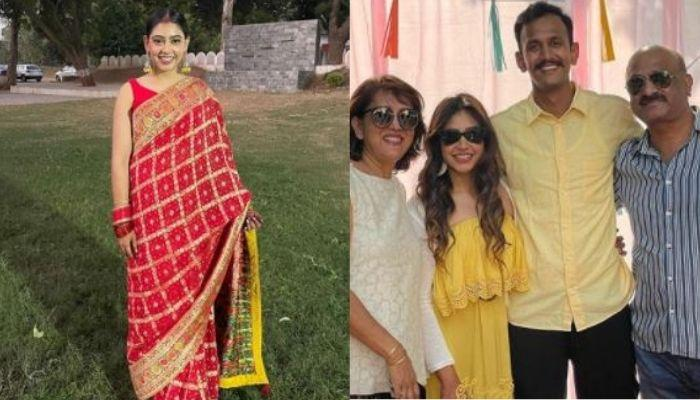 Niti Taylor Celebrates Her First Diwali Party With Her Hubby, Parikshit In Her 'Sasural' [Watch Now]