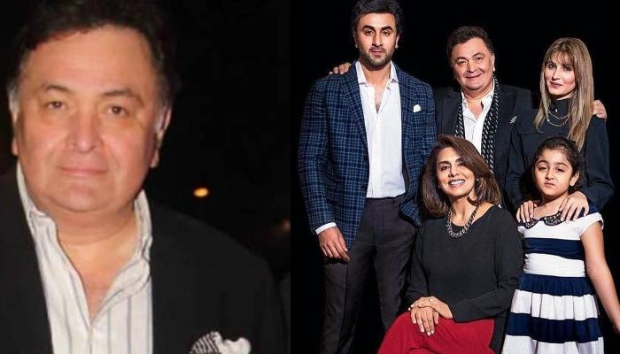 Rishi Kapoor's Throwback Picture With Granddaughter, Samara Sahni Will Make You Say 'Gone Too Soon'