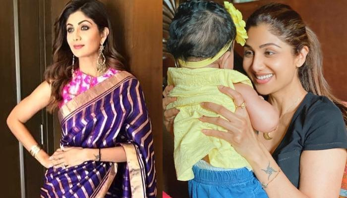 Shilpa Shetty Kundra Talks About Embracing Motherhood For The Second Time At The Age Of 45