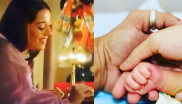 Amrita Rao Reveals Her Newborn, Veer Will Celebrate His First Diwali Full Barjatya Style With Family
