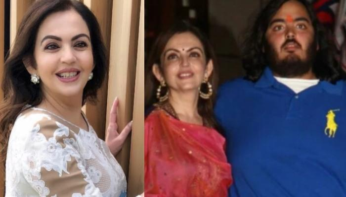 Nita Ambani Lost 40 Kgs When She Joined Son, Anant Ambani In His Weight Loss Journey To Motivate Him