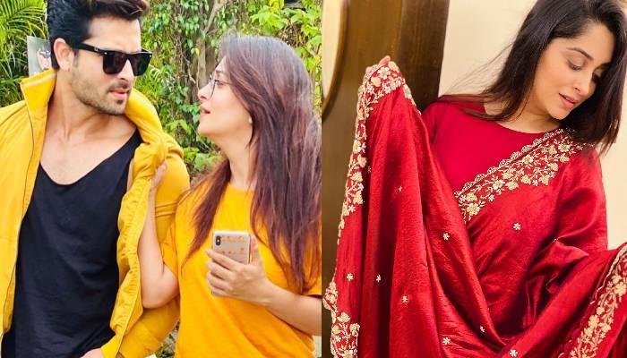 दीपिका कक्कड़ ने पति शोएब के साथ मनाई दिवाली, एक्ट्रेस ने शेयर की रोमांटिक फोटो