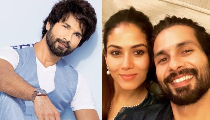 Shahid Kapoor And Mira Rajput Kapoor Twin In Black Ensembles For Diwali 2020