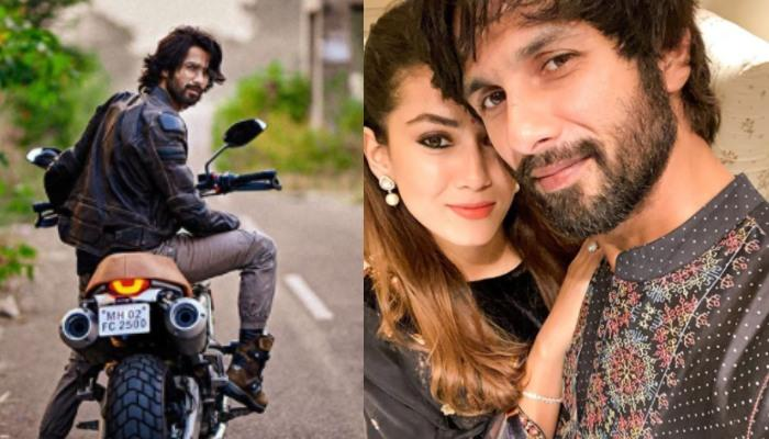 Shahid Kapoor Reveals What Is The Only Thing That He Needs On A Rainy Winter Evening, It Is Adorable