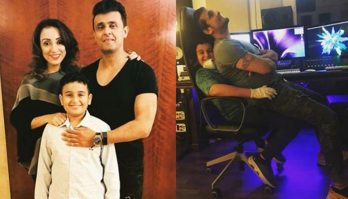 Sonu Nigam Reveals Why He Doesn't Want His Son, Neevan To Become A Singer Especially 'In India'