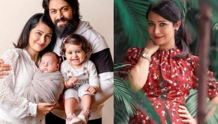 K.G.F. Star, Yash's Wife, Radhika Pandit Shares Pregnancy Pictures From Her Last Two Years' Diwali