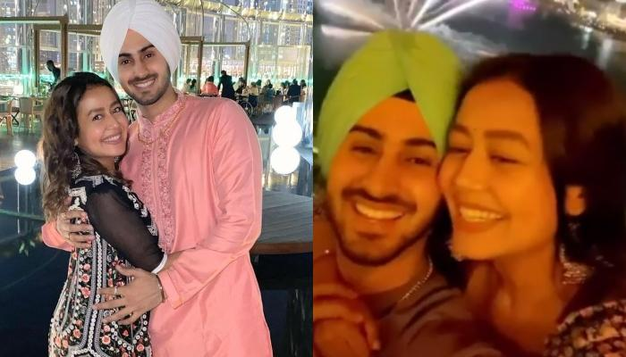 Neha Kakkar Shares Mushy Pictures With Rohanpreet Singh From Their Honeymoon Diaries