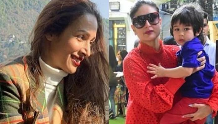 Malaika Arora Shares Lovely Picture With Her Pregger BFF, Kareena Kapoor Khan And Her Son, Taimur