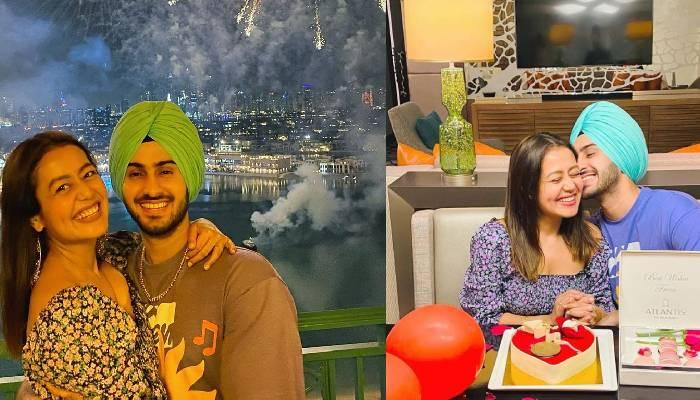 नेहा कक्कड़ ने अपने हनीमून फोटोज की लगाई झड़ी, लेटेस्ट तस्वीरों में बेहद रोमांटिक दिखा कपल