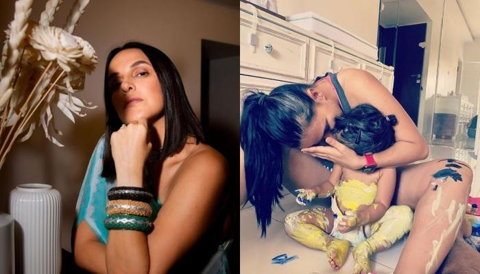 Neha Dhupia Says Women Shouldn't  Feel Sorry For Talking About Breastfeeding, Shares Her Experience