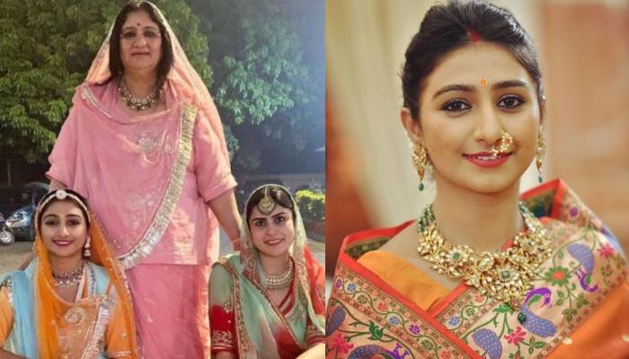 Mohena Kumari Singh's Picture With Her 'Mummy Hukam' And Sister-In-Law Is Giving 'Nari Shakti' Vibes