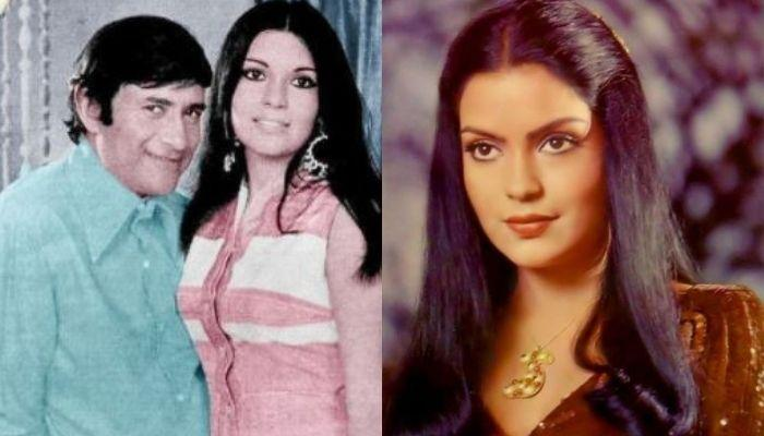 Zeenat Aman Was Clueless About Dev Anand's Feelings For Her, Later, She Had Reacted Like This