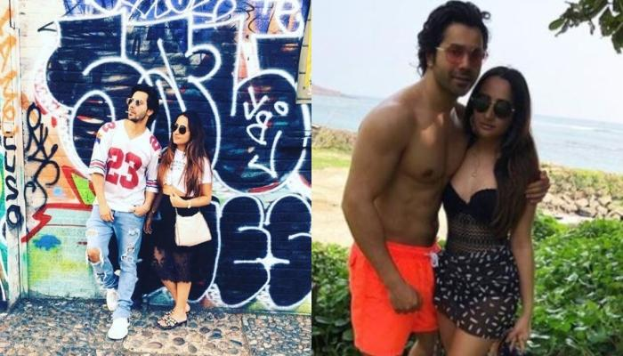 Varun Dhawan And GF, Natasha Dalal's Unseen Vacation Picture From Goa Shows Their Love For Dogs