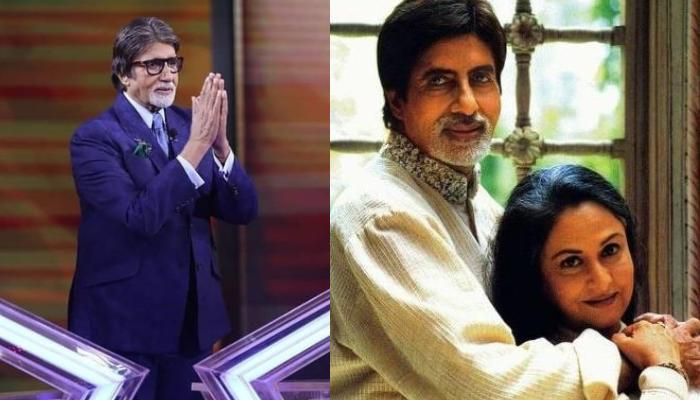KBC 12's Host, Amitabh Bachchan Reveals He Still Writes Love Letters To His Wife, Jaya Bachchan