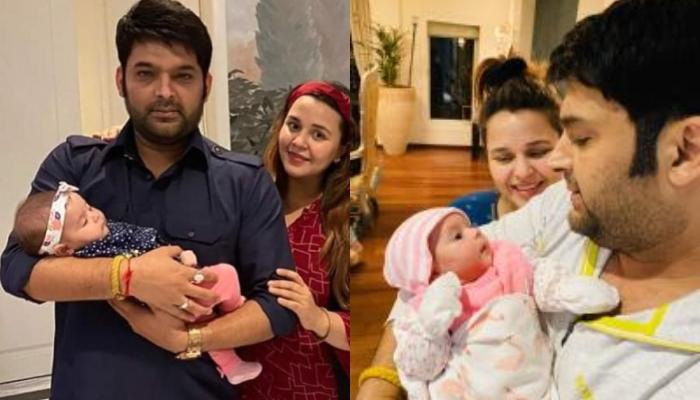 Kapil Sharma And His Wife, Ginni Chatrath Are All Set To Welcome Their Second Child In January 2021