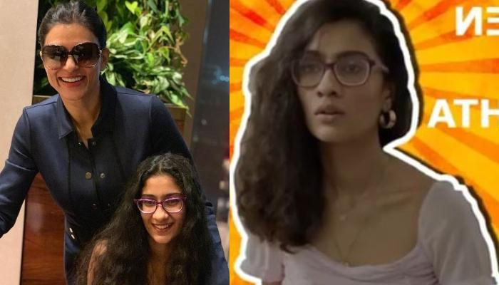 Sushmita Sen Receives Bestest Gift From Daughter Renee As She Makes Her Acting Debut In 'Suttabaazi'