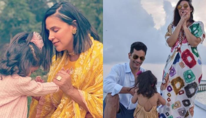 Neha Dhupia Shares Pictures Of Mehr's 2nd Birthday Bash, Calls Parenting An Ultimate Balancing Act