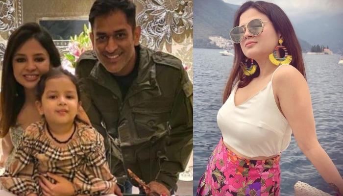 When Sakshi Singh Dhoni Dedicated Her Tattoos To Mahendra Singh Dhoni And Daughter, Ziva Singh Dhoni