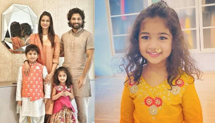अल्लू अर्जुन ने बेटी अरहा के बर्थडे पर शेयर की खास फोटो, बर्थडे गर्ल की मम्मी ने ऐसे दी बधाई