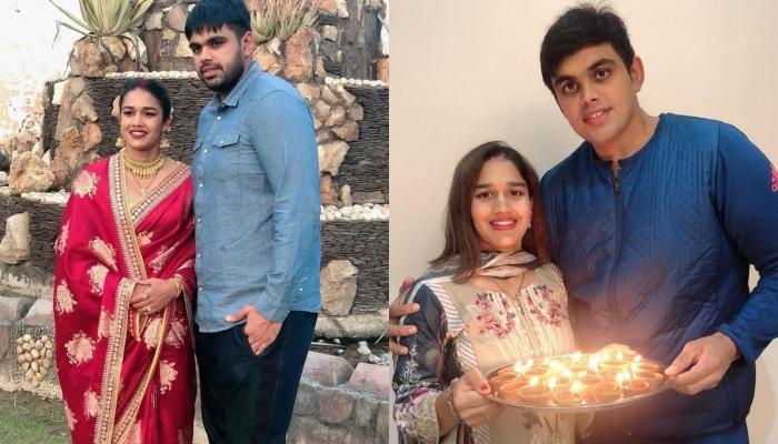 Babita Phogat Is Expecting Her First Child, Shares A Picture Flaunting Her Baby Bump