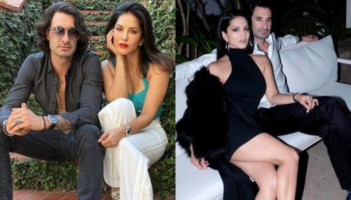 Sunny Leone's Husband, Daniel Weber Wonders How His Wife Is So Gorgeous, Shares Stunning Pictures