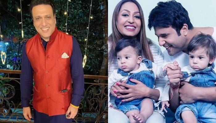 Govinda Releases A Statement, Says He Wasn't Allowed To Meet Krushna Abhishek's Twins In Hospital