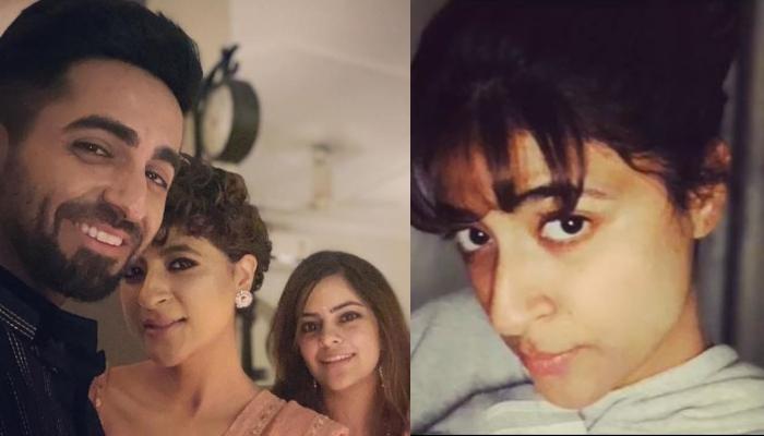 Ayushmann Khurrana And Aakriti Ahuja Are Love-Struck Over Tahira Kashyap Khurrana's 'Fringes' Look