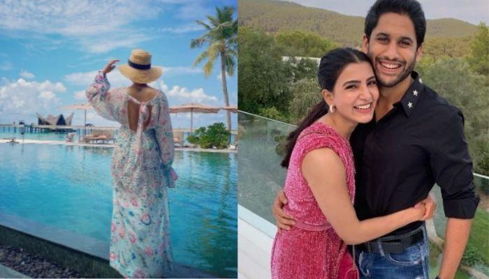 Samantha Akkineni Goes On A Dreamy Date With Hubby, Naga Chaitanya On Their Maldives Vacation