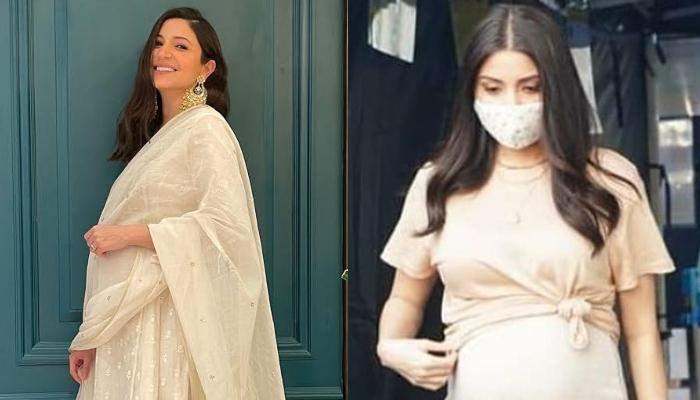 Anushka Sharma Is A Sight To Behold As She Posts A Glimpse Of Pregnancy Diaries, Flaunting Baby Bump