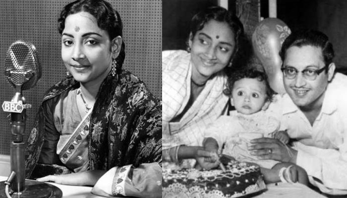 On Geeta Dutt's 90th Birth Anniversary, Her Rare Photo With Husband, Guru Dutt Will Melt Your Heart