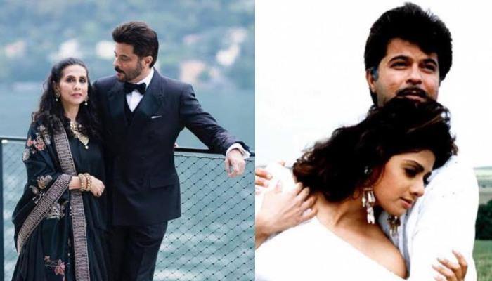 Anil Kapoor's Throwback Babymoon Picture With Wife Sunita From The Sets Of 'Lamhe' Is Couple Goals