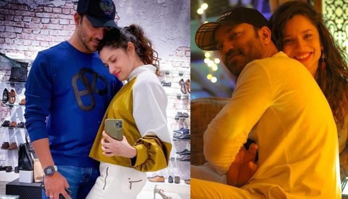 Ankita Lokhande And Her Beau, Vicky Jain's Dance Video In Their 'Night Dresses' Is Pure Couple Goals