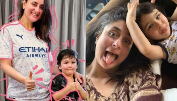 Taimur Ali Khan Learns Pottery With 'Amma', Kareena Kapoor Khan, Tries To Make Pot [Video Inside]