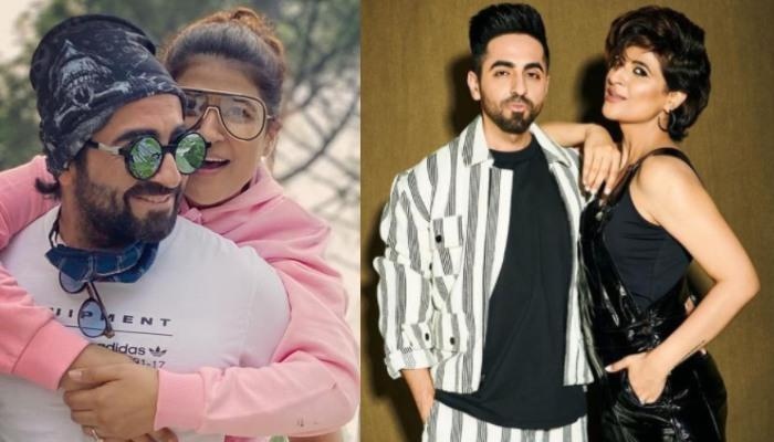 Ayushmann Khurrana Misses His 'Warm Human', Tahira Kashyap, Shares An Adorable Picture Of Her