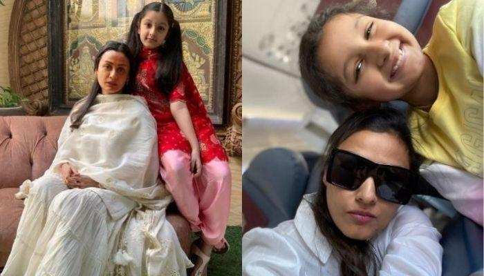 Namrata Shirodkar And Daughter, Sitara Twin Their Outfits On Shopping Spree Amidst The New Normal