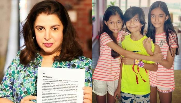 Farah Khan On Her Decision Of Embracing Motherhood At Age 43 Via IVF, Proudly Pens An Open Letter