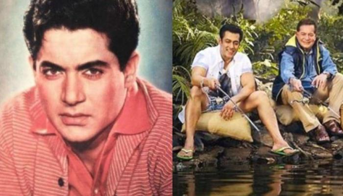 On Salim Khan's 85th Birthday, His Rare Pictures With His Young Son, Salman Khan Is Simply GOLD
