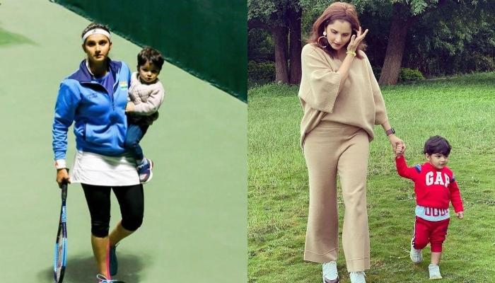 Sania Mirza Pens A Powerful Letter On Making A Comeback In Tennis After Embracing Motherhood