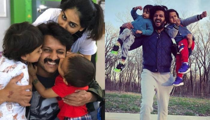Genelia Deshmukh And Riteish Deshmukh Post Adorable Videos On Their Elder Son, Riaan's Birthday