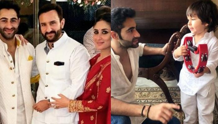 Kareena Kapoor Khan Wishes Cousin, Armaan Jain On Birthday With Throwback Photo With Taimur Ali Khan