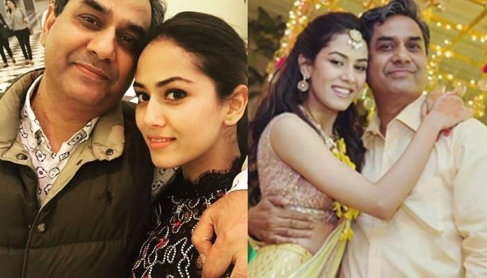 Mira Rajput Kapoor Wishes Her Father, Vikram Rajput On His 62nd Birthday With Super-Adorable Selfies