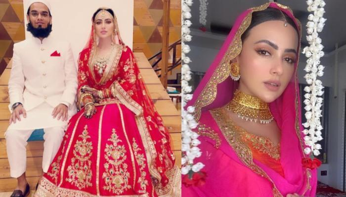 Sana Khan Reveals How She Is Pampered In Her 'Sasural', Shares The Delicacy Cooked By 'Sasu Maa'